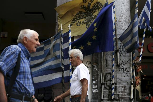 Syriza's poll lead narrows ahead of Greek election