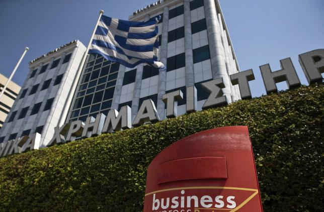 Day of losses seen ahead for reopened Greek stock market