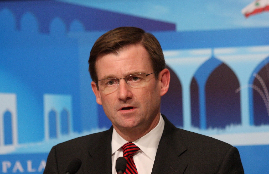 US Senate confirm appointment of David Hale as envoy to Pakistan