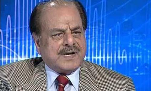 ISI ex-DG Lt-Gen (retd) Hameed Gul passes away