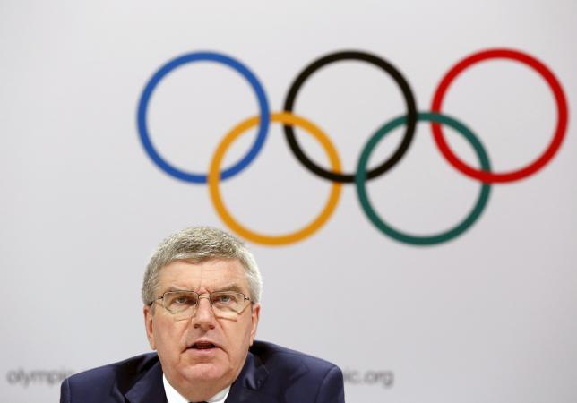 IOC chief Bach to meet 2018 Games organisers