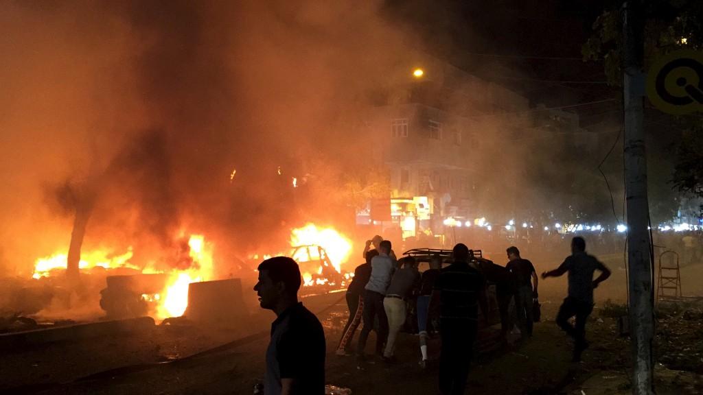 Market truck bomb kills at least 60 in Baghdad's Sadr City