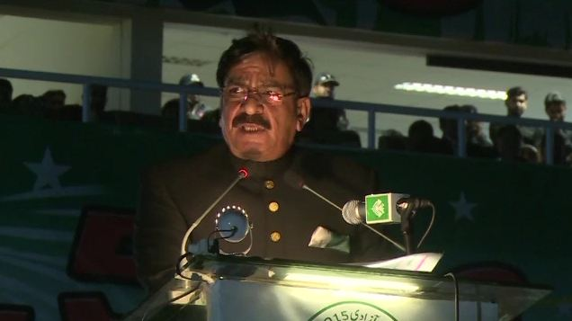 No one will be allowed to derail peace in Baluchistan, says Lieutenant General Nasir Janjua