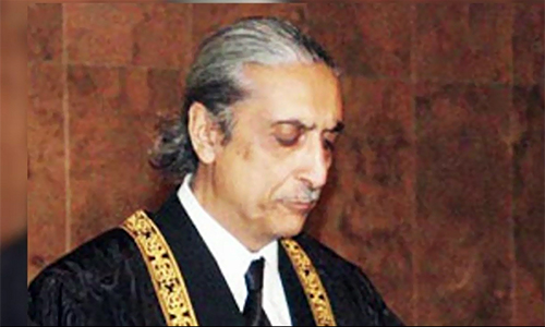 President Mamnoon Hussain approves appointment of Justice Jawwad S Khawaja as CJP