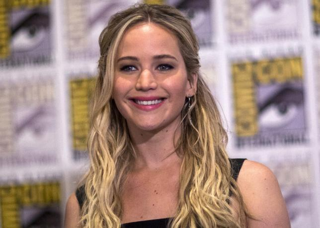 Jennifer Lawrence says Hollywood pay gap complaint was self-critical