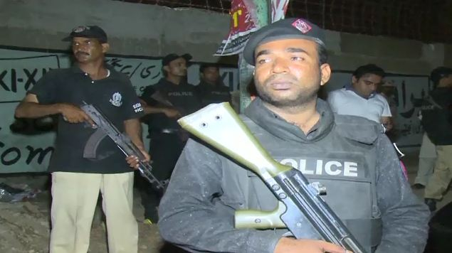 Two killed, six including extortionists apprehended in different incidents in Karachi