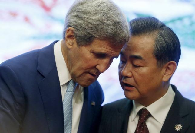 China accuses Manila, Tokyo of joining forces over South China Sea