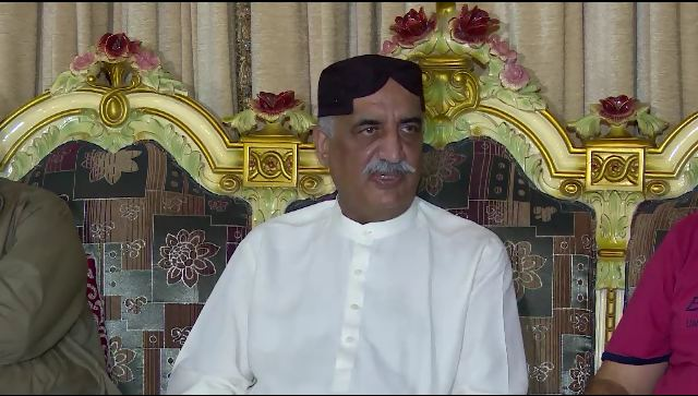 Govt should present four budgets in a year to become a unique model, Syed Khurshid Shah
