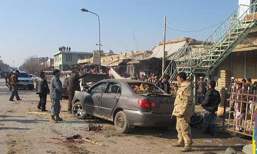 Four commanders among 20 killed in Kunduz blast