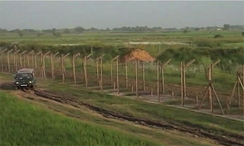 Indian ceasefire violations: Pakistan lodges protest with UNMOGIP