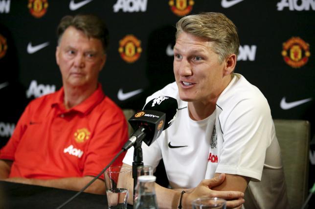 Man United bank on Schweinsteiger for midfield mongrel