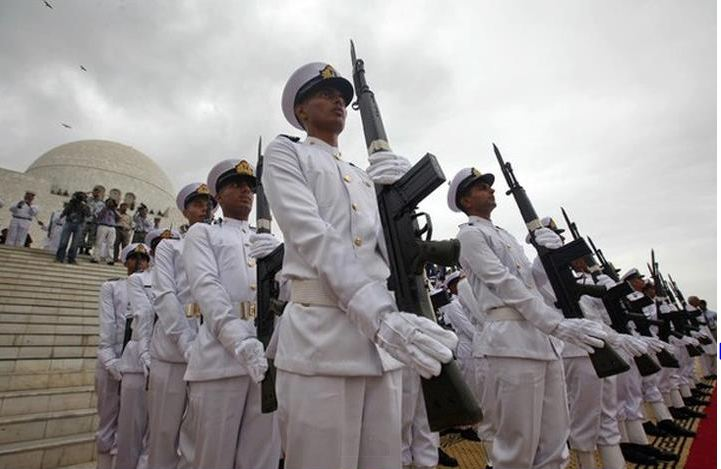 Change of Guard ceremonies held at the tomb of Quaid-e-Azam and Allama Iqbal