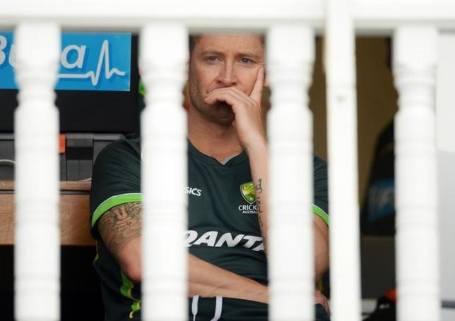 Clarke announces retirement after final Ashes Test