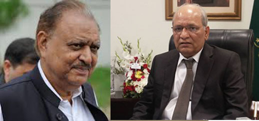 Controversial interview: President Mamnoon Hussain to accept Mushahidullah's resignation