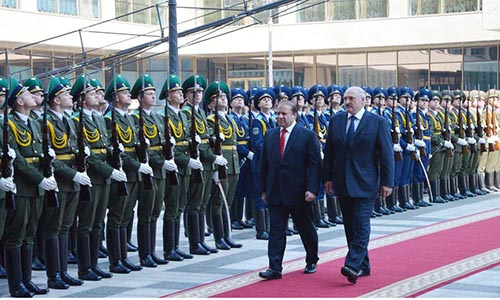 We want to take Pakistan-Belarus ties to new heights, says Prime Minister Nawaz Sharif