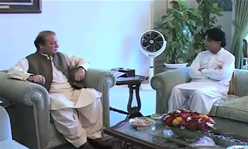 Prime Minister Nawaz Sharif reaches Islamabad after Belarus tour; summons important meeting today