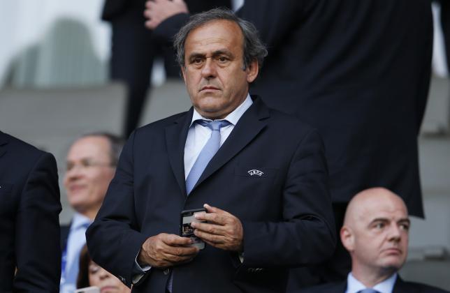 Paraguay backs Platini for FIFA president