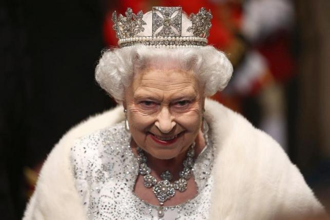 British queen poised for record after rallying troubled monarchy