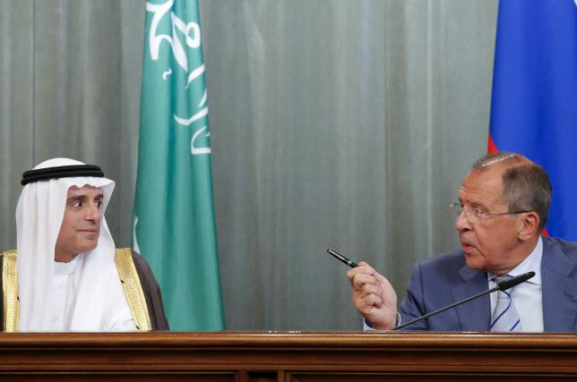Russia, Saudis fail in talks to agree on fate of Syria's Assad