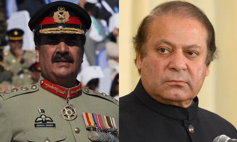 PM Nawaz Sharif, Army Chief Raheel Sharif lay foundation stone of three mega projects in Balochistan