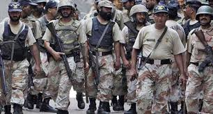 Sindh Rangers completes first phase of Karachi operation, launches second phase