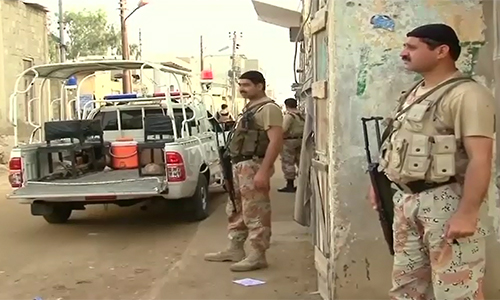 Sindh government extends Rangers' special powers for more four months under ATA