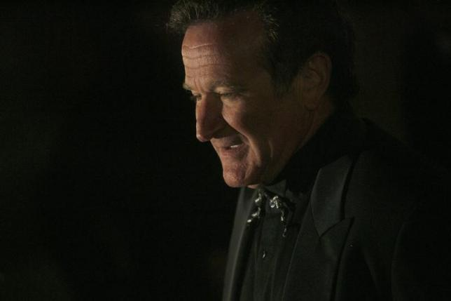 Robin Williams was 'disintegrating' before suicide, widow says