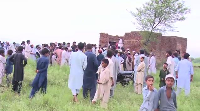 Father and son die, three others injured as roof of a house collapses in Rawalpindi