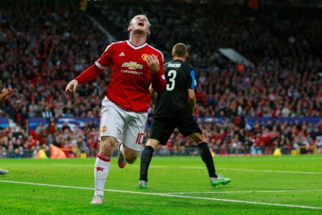 Rooney sure he will rediscover scoring touch for United