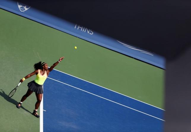 History-chasing Serena already best ever: analysts