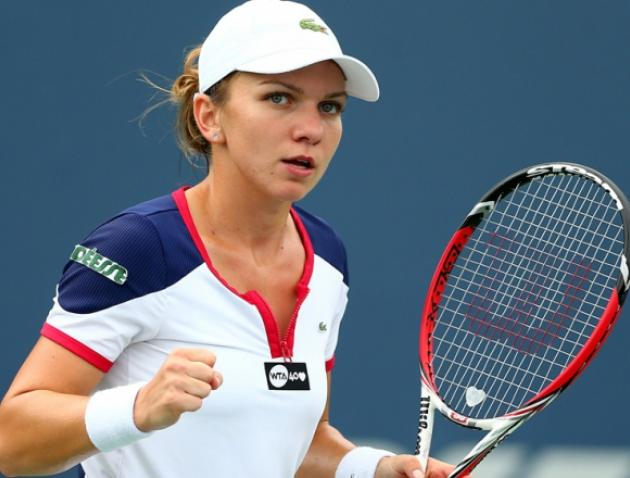 Halep beats heat and Errani to reach Rogers Cup final
