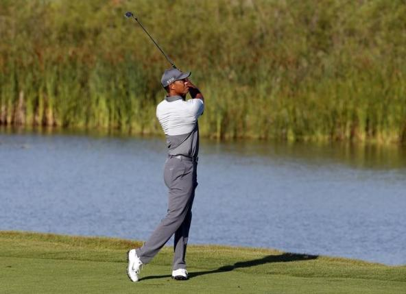 I'm just trying to get better, says struggling Woods