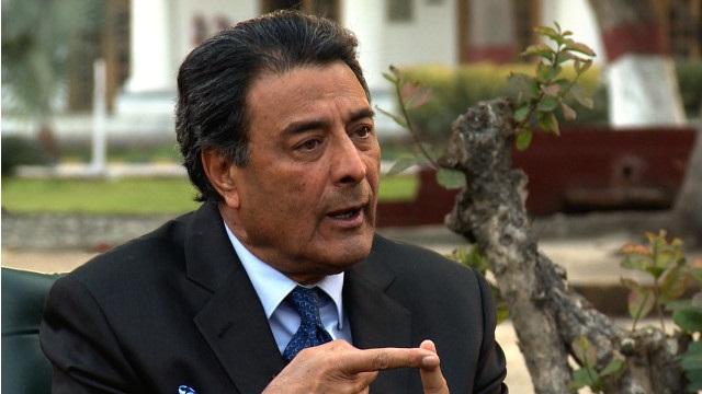 Punjab Home Minister Shuja Khanzada martyred in Attock suicide blast