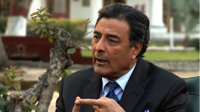 Martyred Shuja Khanzada's case registered at Counter Terrorism Department
