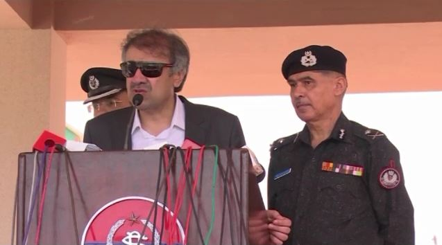 Karachi operation not against any political party, says Sindh Home Minister Sohail Anwar