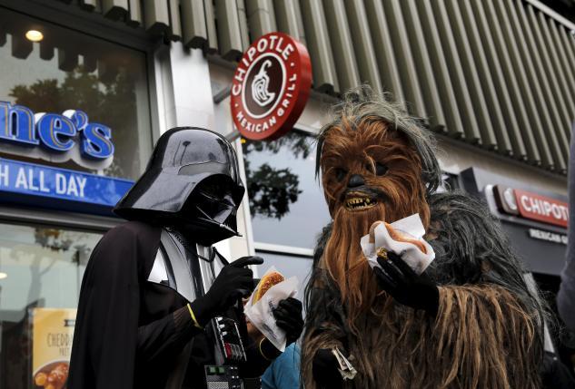 'Star Wars' land coming to Disney's California, Florida parks