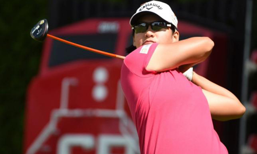 Strong finish puts Tseng one ahead in Alabama