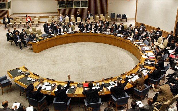 UN vote likely Friday on Syria gas attacks blame: diplomats