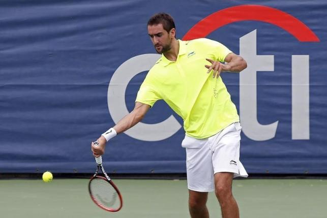 Cilic and Nishikori set for US Open rematch