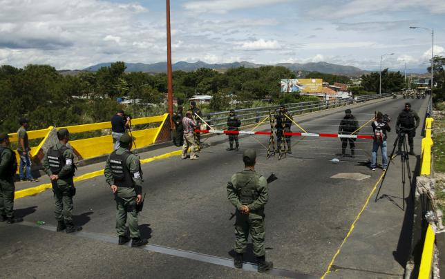 Venezuela declares state of emergency along Colombia border
