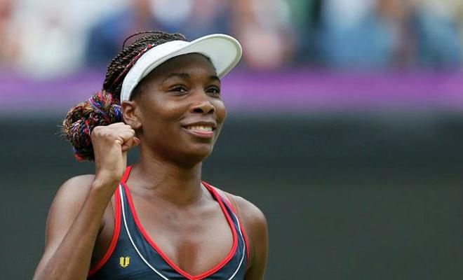 Venus Williams staves off Diyas test to set up Ivanovic meeting
