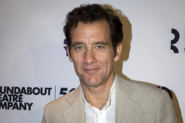 British actor Clive Owen makes Broadway debut in Harold Pinter's 'Old Times'