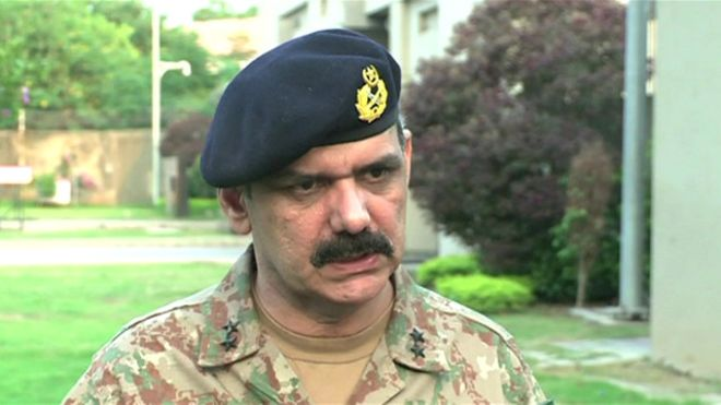 Reports about any tape recording is baseless, says DG ISPR General Asim Bajwa
