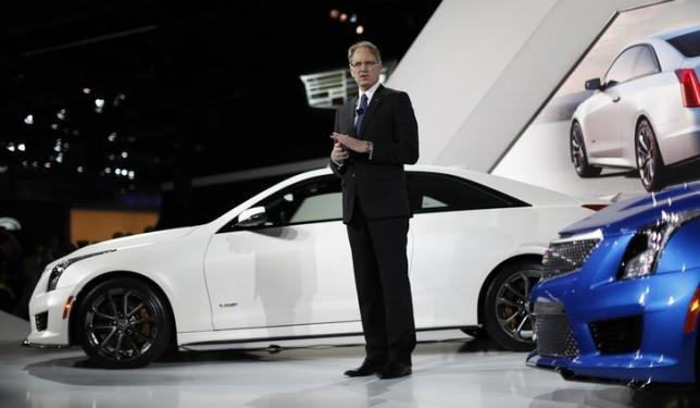 GM's Cadillac targets 500,000 annual global vehicle sales by 2020