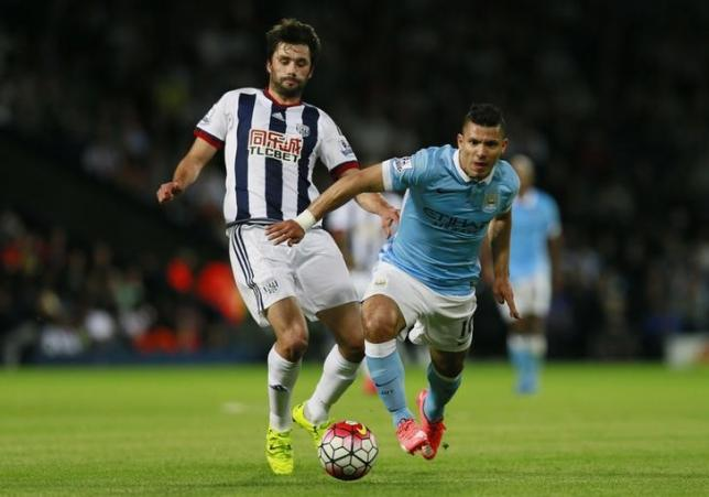 City's Aguero racing to be fit for Chelsea clash