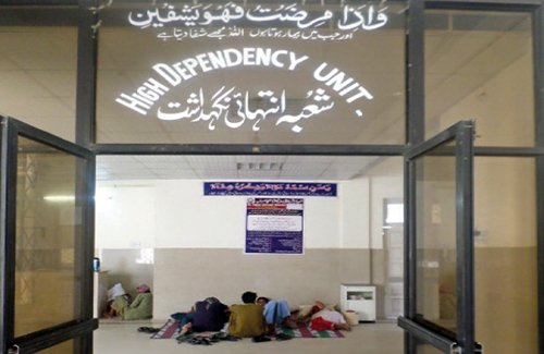 Seven die in road accident near DG Khan