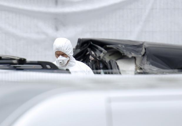 Bin Laden's half sister, her husband and mother killed in UK jet crash