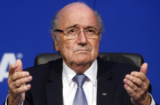 Blatter gives up IOC membership as FIFA exit nears