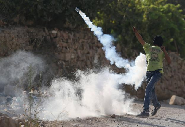 Palestinian youth dies after West Bank clash with Israeli troops