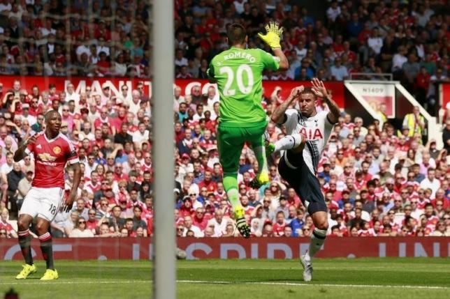 Spurs take heart, not points, from Old Trafford performance